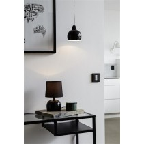 106194 Hammer Table Black Markslojd
