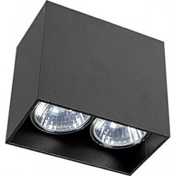 Gap Black 9384 Lampa Sufitowa Nowodvorski Lighting