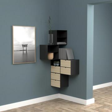 Oval Black 9240 Lampa Sufitowa Nowodvorski Lighting