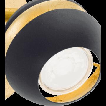 Eye Tone Black/Black 8930 Lampa Sufitowa Nowodvorski Lighting