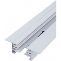 9014 PROFILE RECESSED TRACK WHITE 2 METERS Nowodvorski